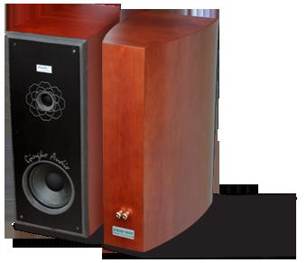 Gingko Audio ClaraVu 7 MkII Loudspeakers