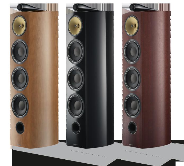 BW 803 Diamond Loudspeakers