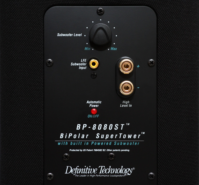 Definitive Technology BP-8080ST