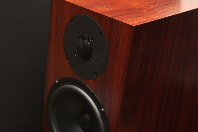 PMC twenty.24 tweeter and midrange-woofer