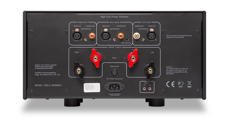 Hegel Music Systems H30