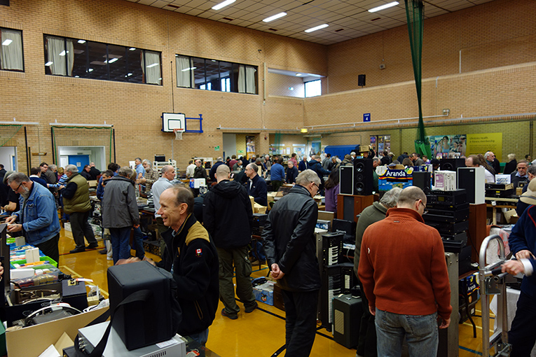 Tonbridge Audiojumble