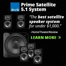 SVS Prime Satellite 5.1
