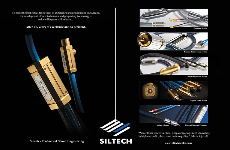 Siltech Cables