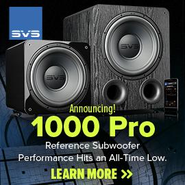 SVS 1000 Pro