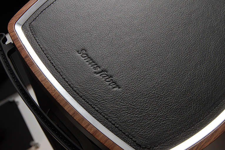 Sonus Faber Olympica close-up
