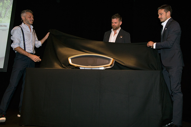 Unveiling the Sf16