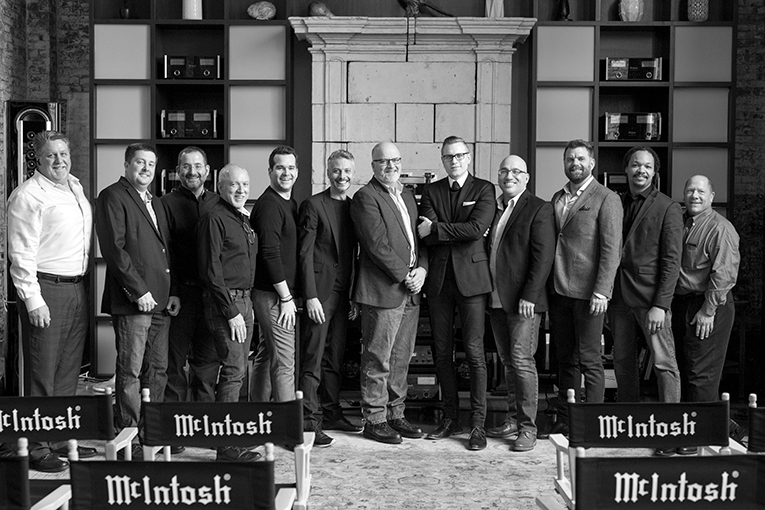 McIntosh Group team