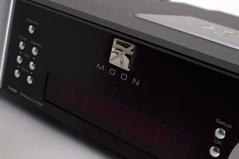 Simaudio Moon Evolution 740P