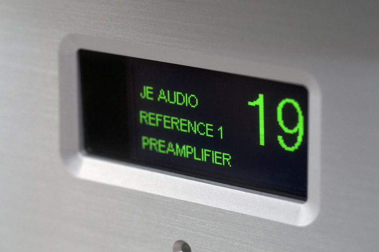 JE Audio Reference 1