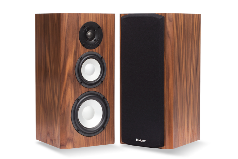 SoundStage! Hi-Fi | SoundStageHiFi.com - Axiom Audio M5HP Loudspeakers