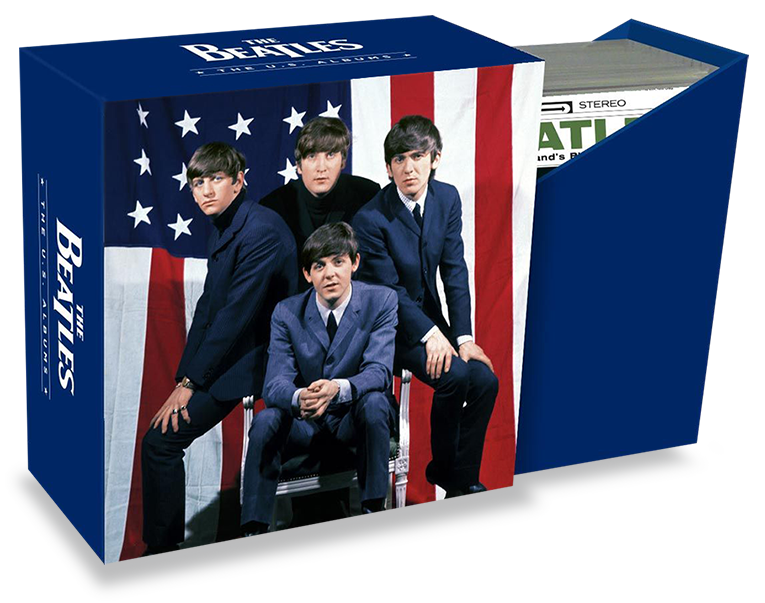 The Beatles US releases