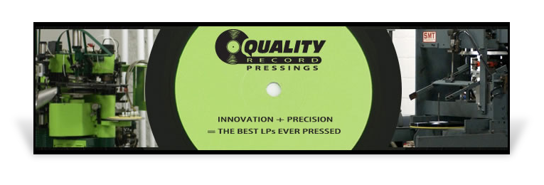 Quality Record Pressings