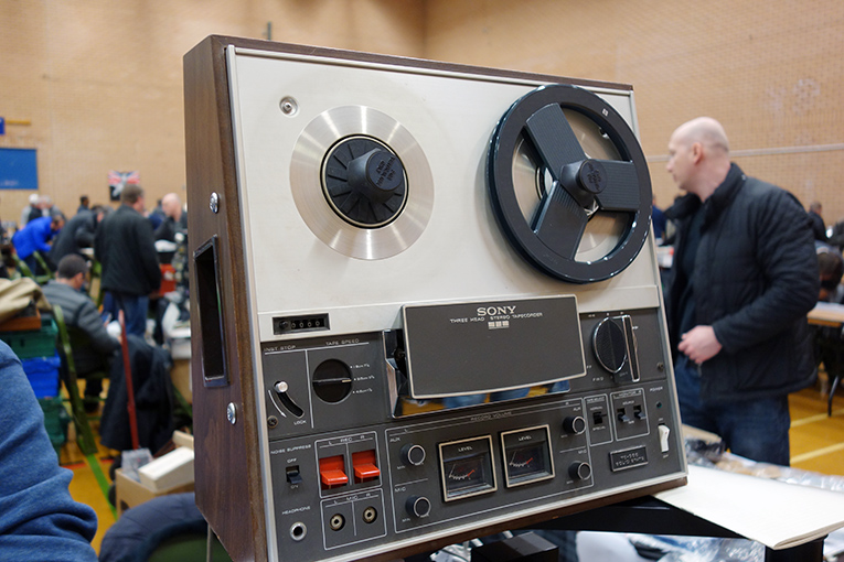Sony reel-to-reel